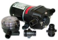 4105 Series Diaphragm Pump