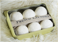 Small batch Hand Made Bath Bomb - Mulberry Scent (6 pack)