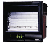 PHE 1- or 2-Channel Inkjet Strip-chart Recorder