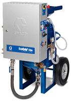 EcoQuip 2 EQm Mobile Vapor Abrasive Blast Equipment