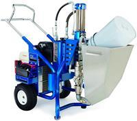 GH 933 Big Rig Gas Hydraulic Airless Sprayer