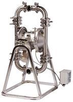 SaniForce 1590 3A High Sanitation Diaphragm Pump