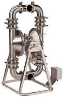 SaniForce 3150 3A Double Diaphragm Pump