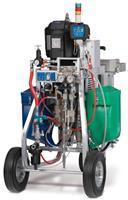 XP50 & XP50-hf Plural-Component Sprayer