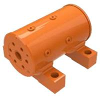 Helical Hydraulic Rotary Actuator - L20 Series