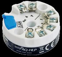 MINIPAQ-HLP Programmable Temperature Transmiter
