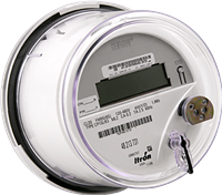 CENTRON Polyphase R400 Solid-State Polyphase Electricity Meter
