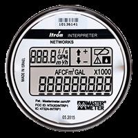 Water Meter Interpreter Register