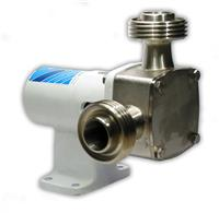 28200 Series Sanitary Flexible Impeller Stainless Steel Pedestal Pump