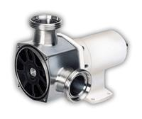 28500 Series Sanitary Flexible Impeller Stainless Steel Pedestal Pump