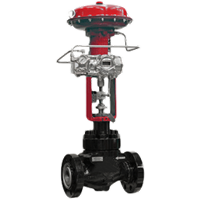 Mark HPX and HPAX Series Globe and Angle Style Control Valve