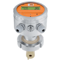 LCI Inductive Conductivity/Concentration and Temperature Transmitter