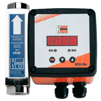 VKM Vicositiy Compensated Flowmeter/Switch