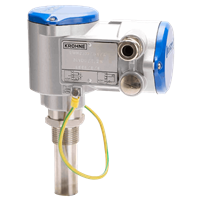 DWM 1000/2000 Electromagnetic Flow Switch & Flow Meter
