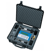 UFM 610 P Ultrasonic Flowmeter - Portable Device