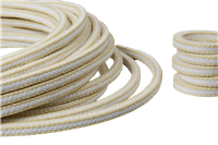 LATTYflon 4758 Braided Packing for Reciprocating and Rotary Applications