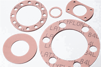 LATTYflon 84 L Modified Filled PTFE Sheet for Difficult Applications for Static Sealing