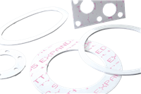 LATTYflon 95 Expanded PTFE Gasket for Static Sealing in Aggressive Environments