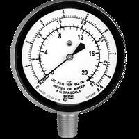 Diaphragm Gauges ASME Grade A-1% Accuracy