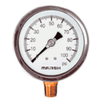 Quality Series 100 mm Copper Alloy Internal Gauges