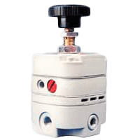 Type 10 Air Pressure Regulator with 0.1% Accuracy