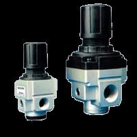 Type M1R & Type M2R Low-cost Miniature Air Regulators