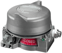 Axiom AX Explosion-Proof On/Off Valve Controller