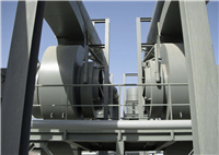 Centrifugal Classifier for Fly Ash Processing