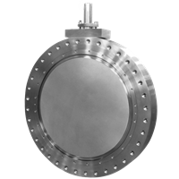 Jamesbury Series 835 Soft-Seated Butterfly Valve