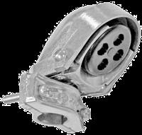 NEER™ Aluminum Entrance Caps