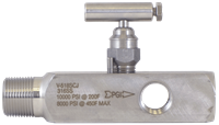 V-518 Multi-Port Gauge Valve