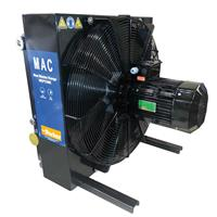 Air Oil Cooler with AC Motor for Marine Applications – MAC Series