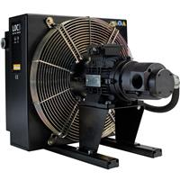 Air Oil Cooler with AC Motor & Pump - LOC Series
