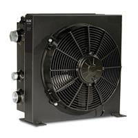 Air Oil Cooler with DC Motor - ULDC Series