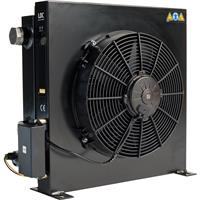 Air Oil Cooler with DC Motor - LDC Series