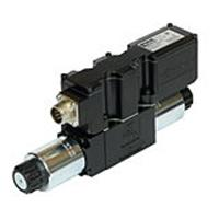 Direct Operated Proportional Directional Control Valve - Series D1FC / D3FC