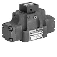 Oil Operated Directional Control Valve - D8P Series
