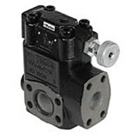 Pilot-Operated Sequence Valve, SAE Flange - Series R5S