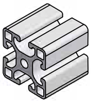 T-Slot Aluminum Framing - Extrusion Profiles