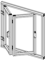 T-Slot Aluminum Framing - Panels & Doors