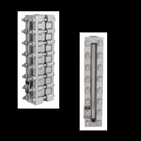 Penberthy Models RL & TL Low Pressure Flat Glass Gages