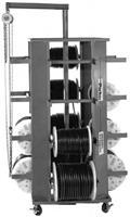 Rotary Reel Rack TH7-6