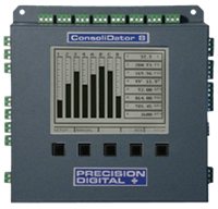 PD980 8-Channel Controller