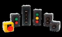 PDA2360 Plastic Control Stations