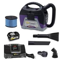 Vacuums & Floor Cleaning Machines