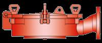 BR/TS-80-IIB3 Detonation Flame Arrester
