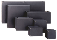 Ex e Enclosures in Moulded Material Series 8146