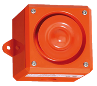 Intrinsically Safe Audible Signal - 100 dB (A) Series YO3IS