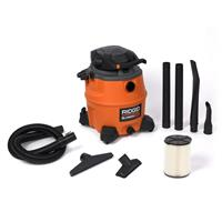 WD1680 16 Gallon Wet/Dry Vac with Detachable Blower