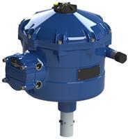 Rotork CVA Range - CVL Linear Control Valve Actuator